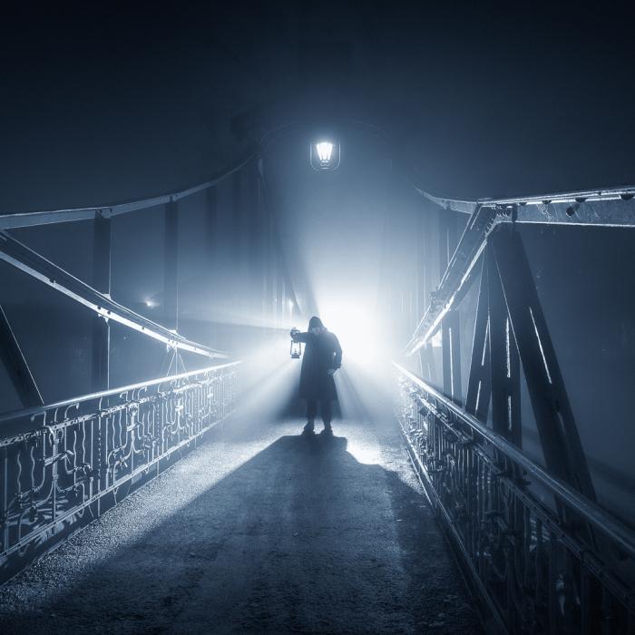 My Second Walk Around The City In Fog