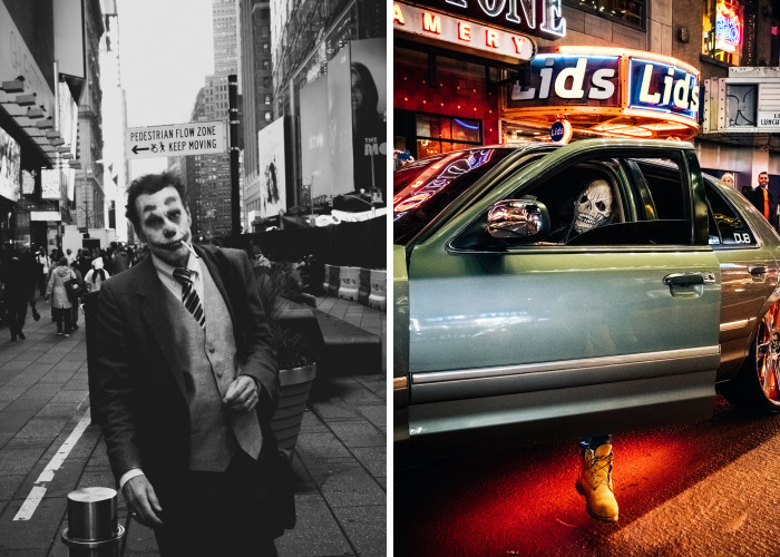 I Photographed Halloween In New York And More