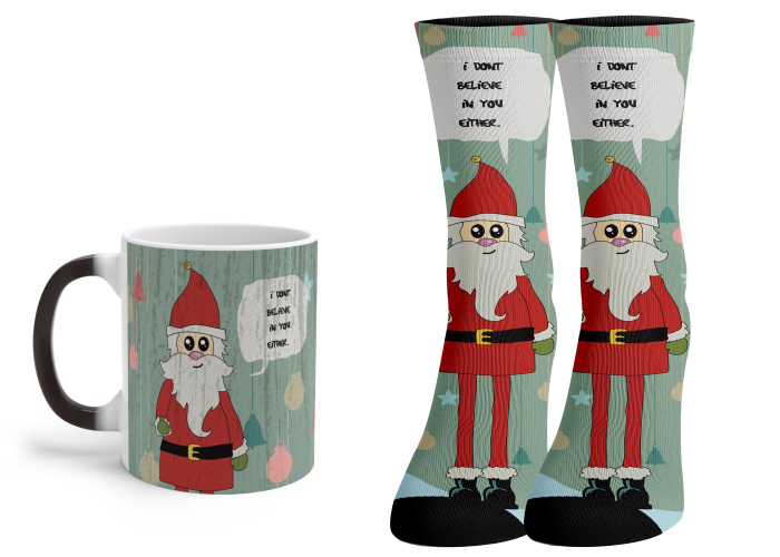 This Snarky Christmas Collection Allows You To Be A Little Saucy While Still Celebrating The Season