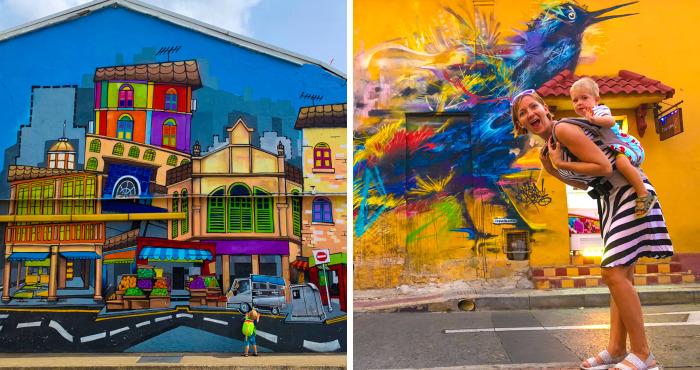 Street Art Around The World Through The Eyes Of A Kid