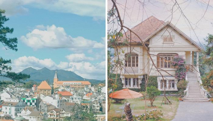 I Captured Old Villas From Indochine Era In My Hometown Dalat, Vietnam