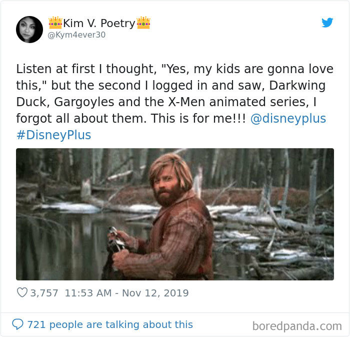 64 Disney+ Memes And Posts For People That Are Binging Non Stop