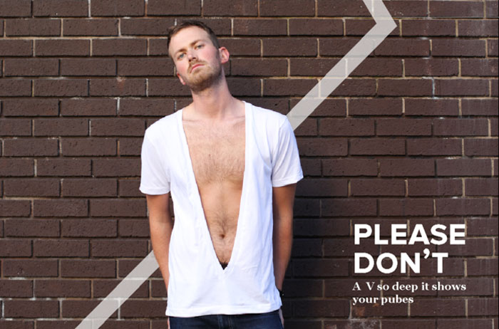 Someone Made This Simple Guide On Men's Fashion That Illustrates The Dos, Don'ts, And 'Oh God, Please Don'ts'