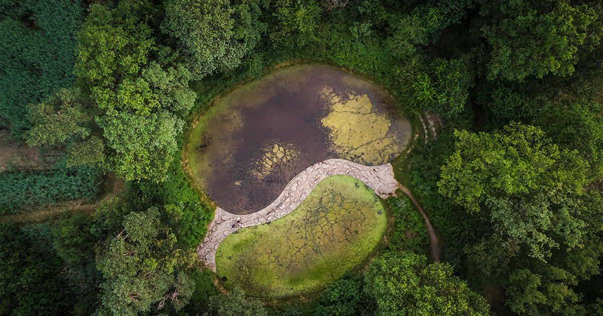 I Give 'Plain' Places A New Perspective By Photographing Them With My Drone (40 Pics)