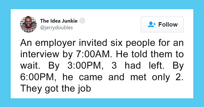 Guy Shares A Based-On-True-Events Job Interview And Some People Think That The Employer Is Out Of Their Mind