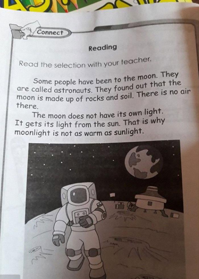 Alarming Flat Earthers' Conversation About A Preschooler's Textbook Brainwashing Their Kids Goes Viral