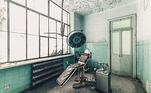 My 36 Eerie Photos Of Italy's Abandoned Insane Asylums