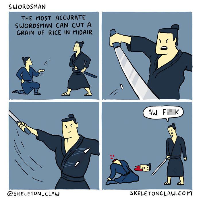 Funny-Comics-Skeleton-Claw