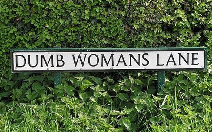 Dumb Womans Lane
