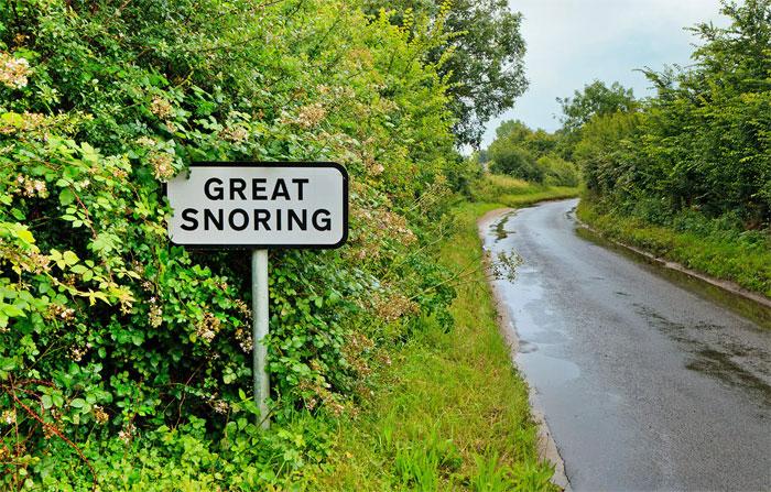 Great Snoring