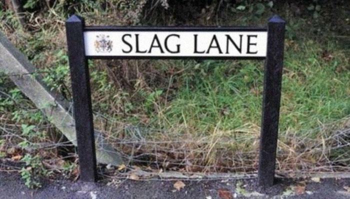 Slag Lane