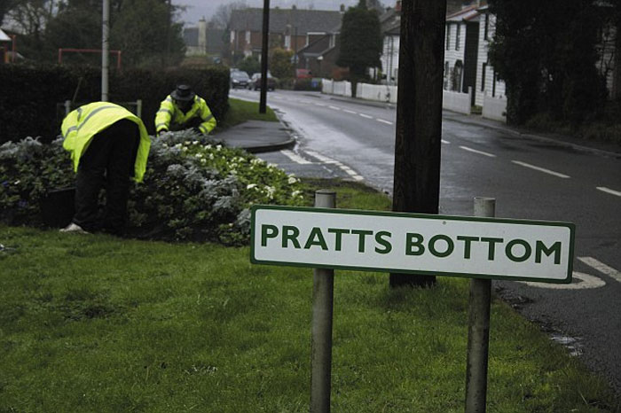 Pratts Bottom