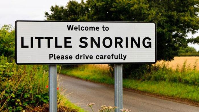 Little Snoring