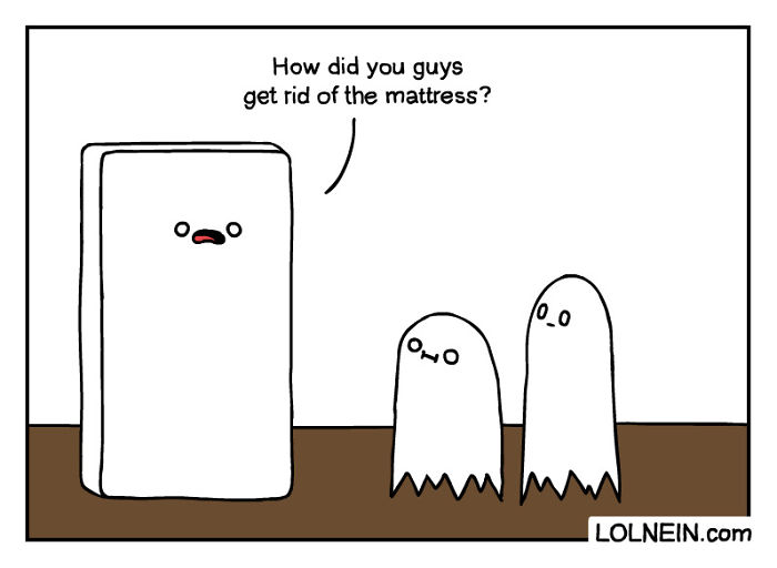Ghost Problems