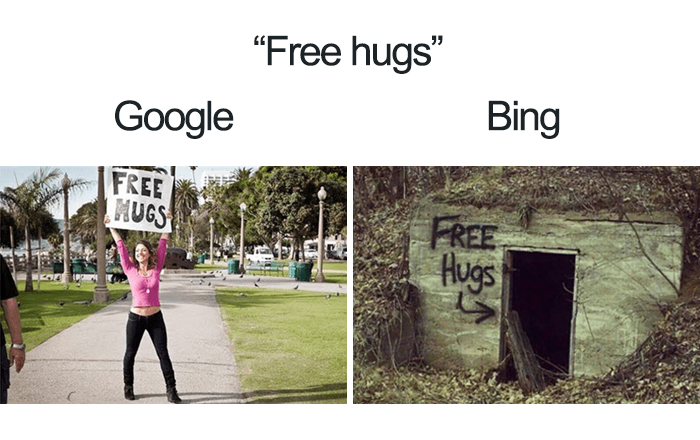 20 Hilariously Accurate Google And Bing Comparison Memes