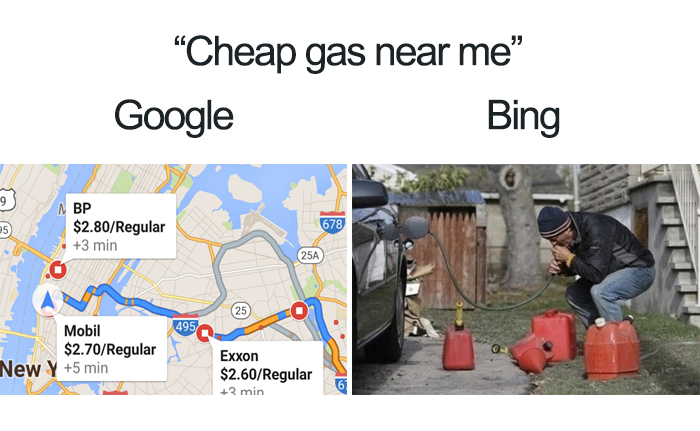 20 Google Vs Bing Memes That Are As Hilarious As They Are Accurate Bored Panda