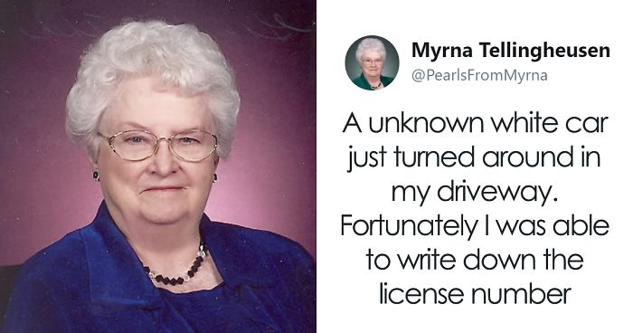 30 Times The Funniest Internet 'Grandma' Killed It With Her Tweets (New Pics)