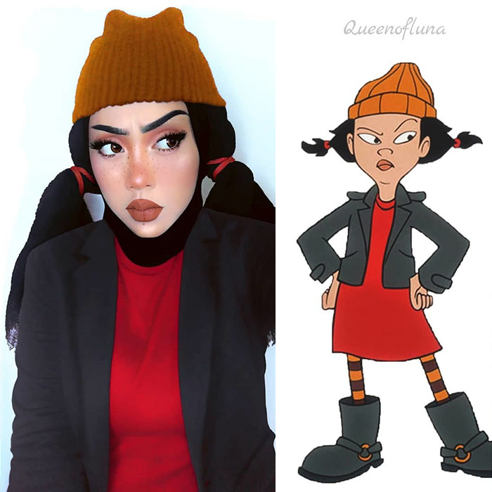 Ashley Spinelli From Recess
