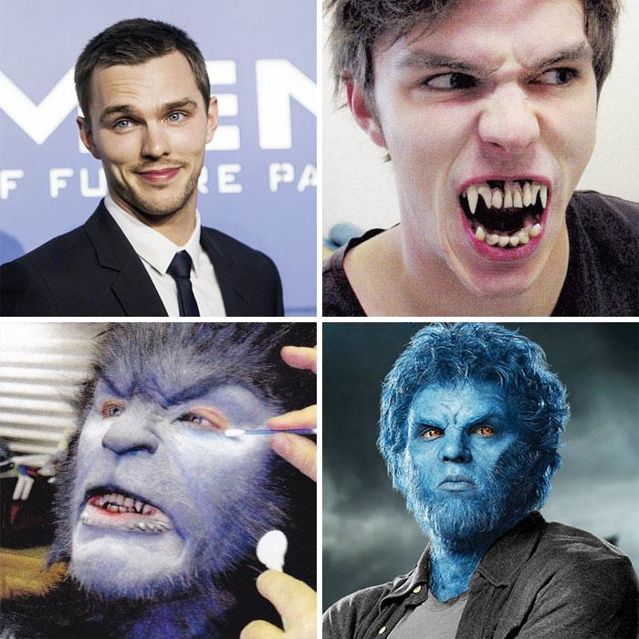 Nicholas Hoult, X-Men