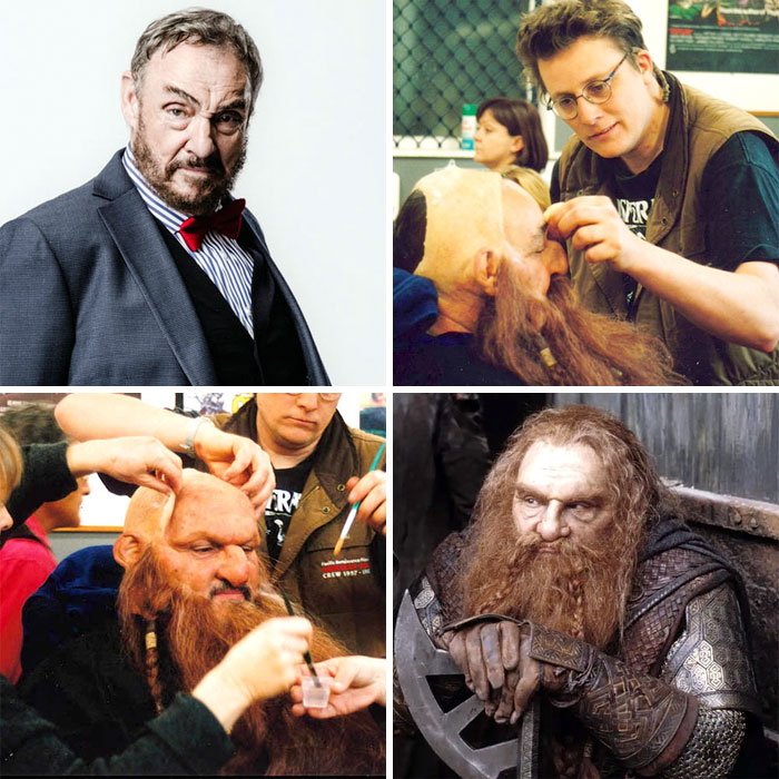 John Rhys-Davies, Lord Of The Rings
