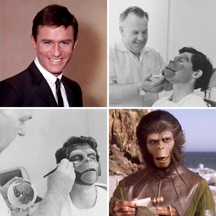 Roddy Mcdowall, Planet Of The Apes