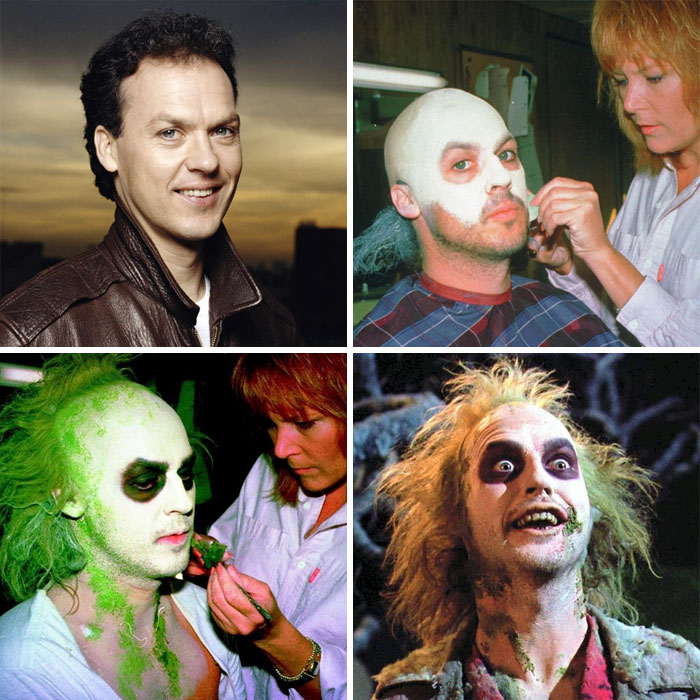 Michael Keaton, Beetlejuice