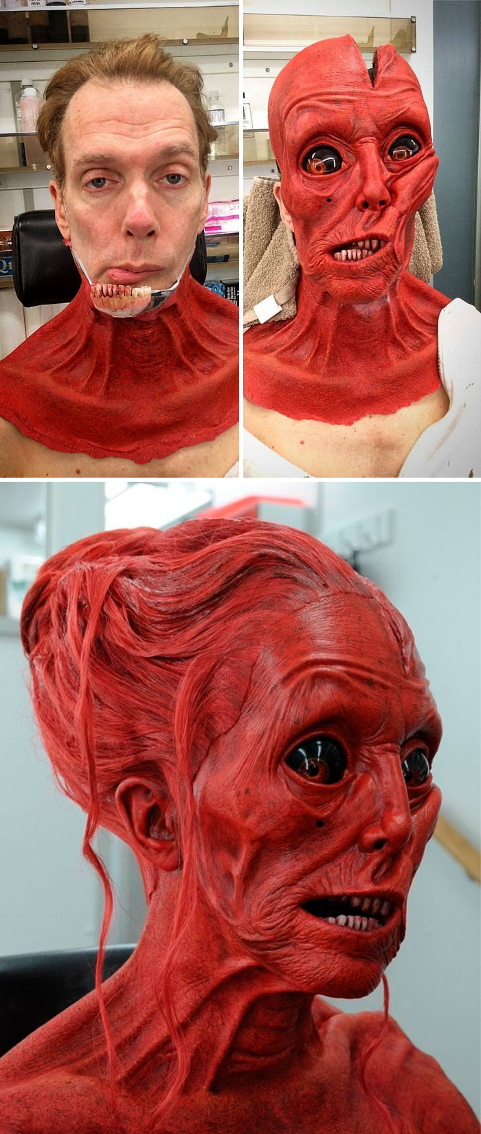 Doug Jones, Crimson Peak