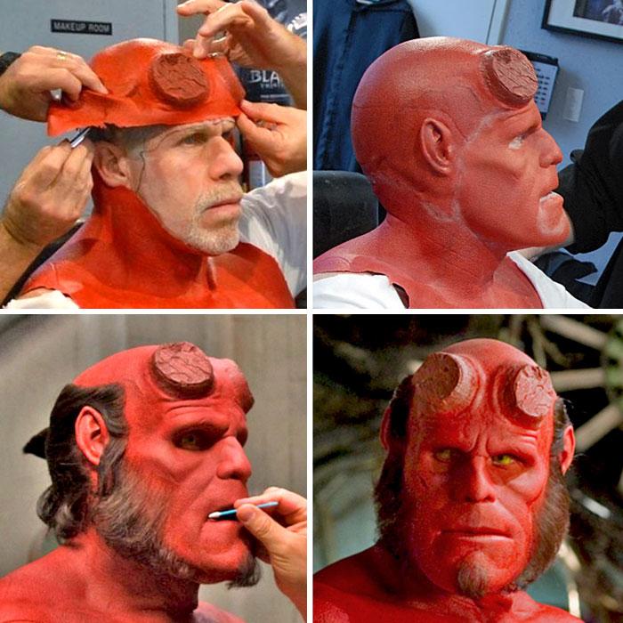 Ron Perlman, Hellboy