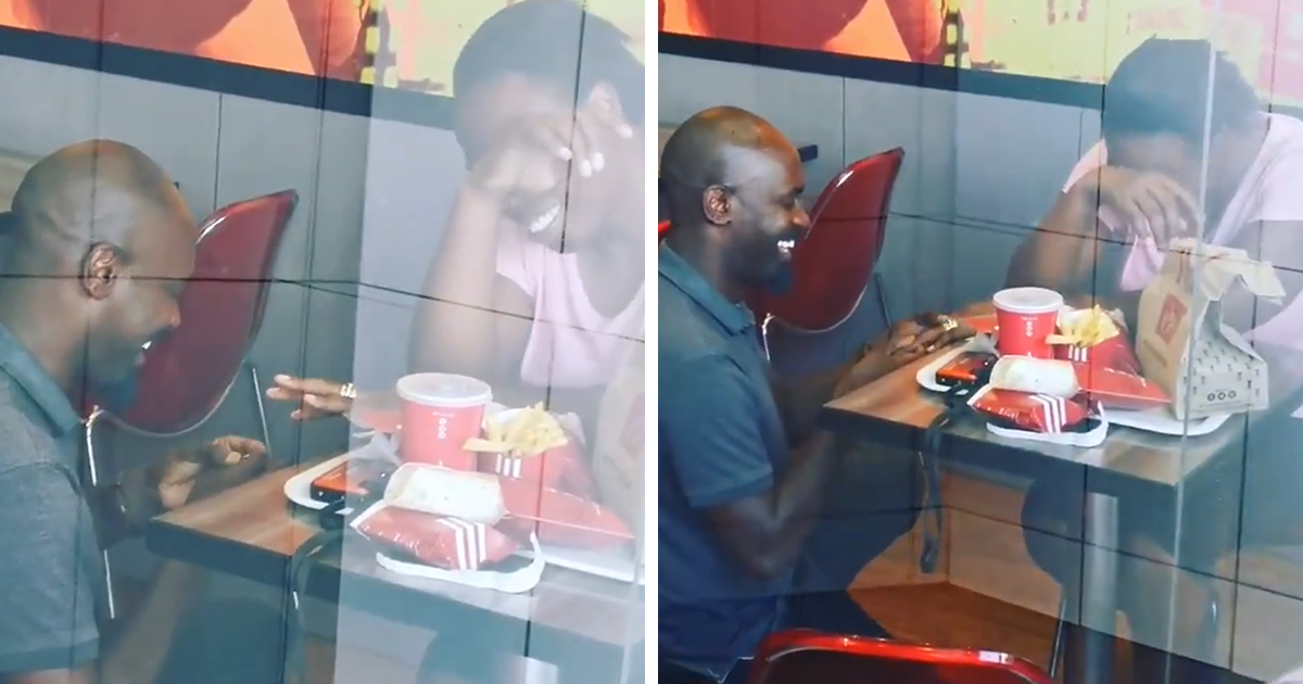 Journalist Tries To Shame Man For Proposing In KFC, It Backfires Hilariously As The Biggest Companies Are Offe