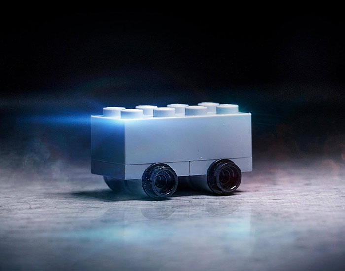 LEGO Comes Up With Their Own Shatterproof Truck Design In A Hilarious Attempt To Mock Tesla