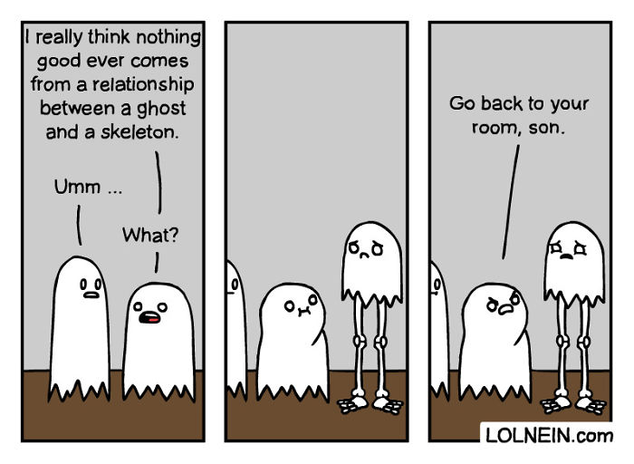 Love Is Scary