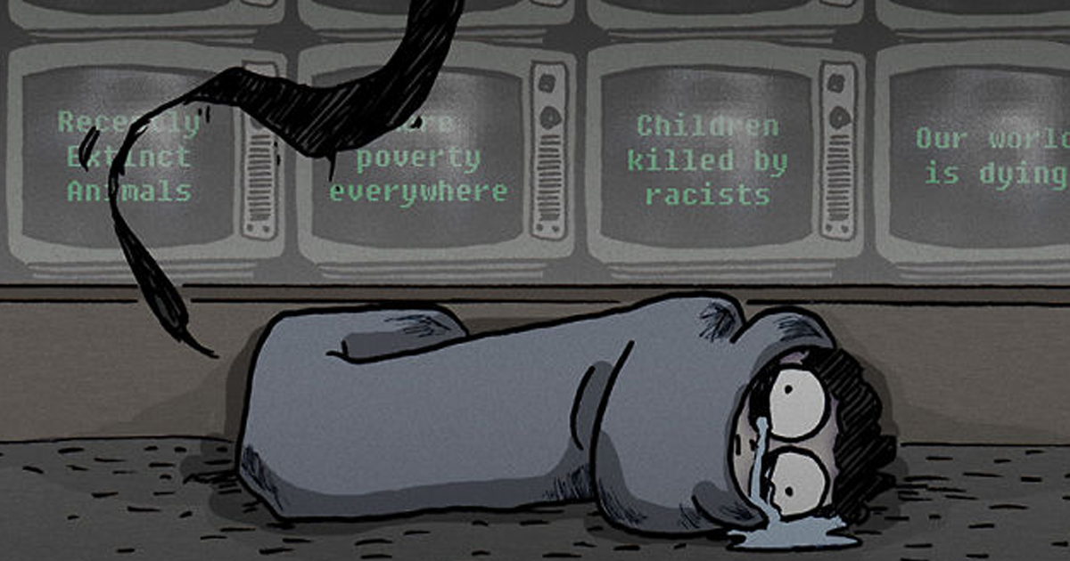 I Draw Comics To Explain What It's Like Living With Depression And Anxiety (30 New Pics)