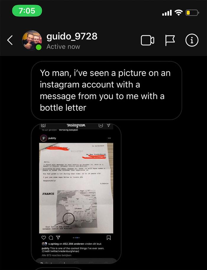 Isi percakapan Guido dengan Max