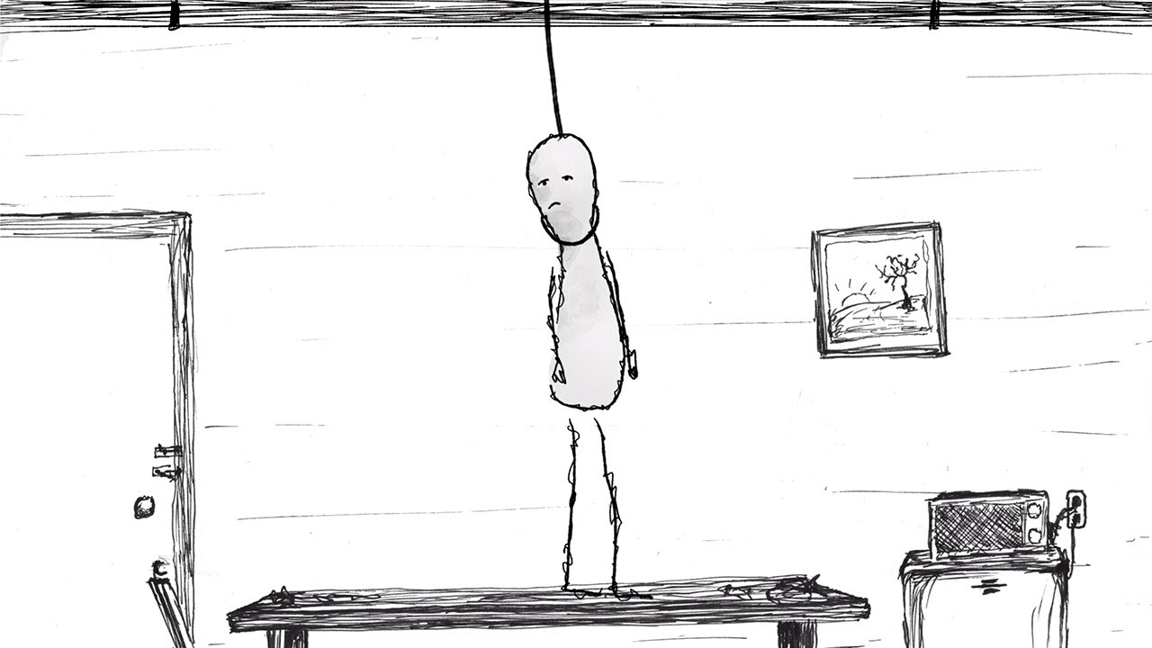 I Made An Animation About My Depression