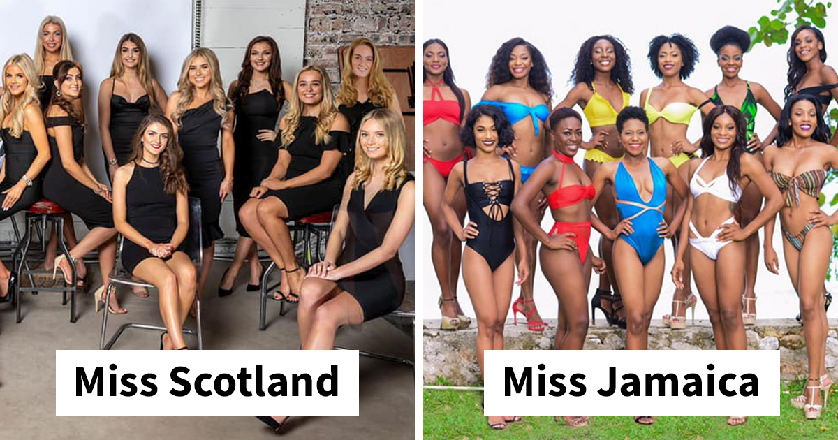 Guy Claiming Miss Scotland Pageant Looks 'Too White' Gets Shut Down With Hilarious Comments