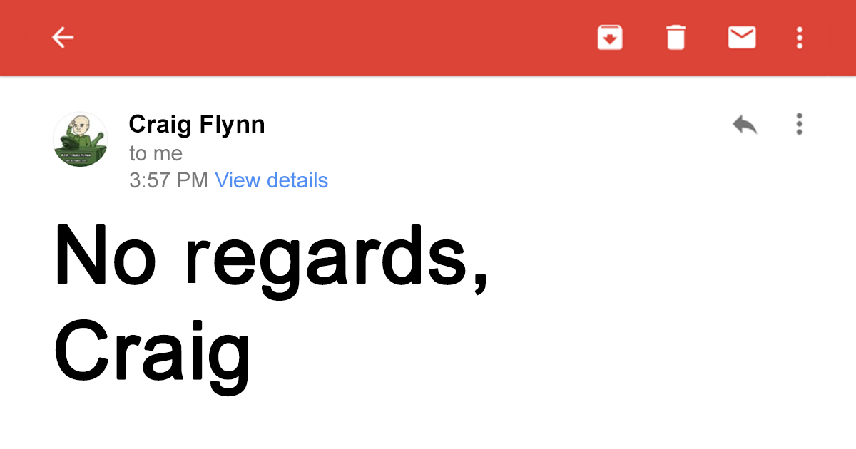 People Are Sharing Odd Ways To End An Email And Here Are The 29 Best Ones
