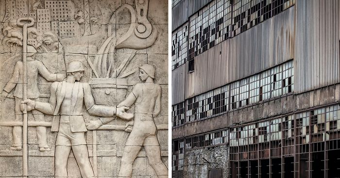 I Captured The Boiling Life Inside An Old Iron Alloy Factory In Georgia (22 Pics)