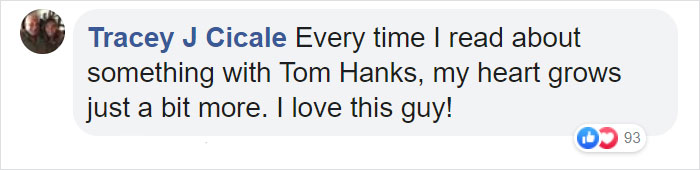 Tom Hanks Is The Nicest Guy In Hollywood And People Are Sharing The Reasons Why
