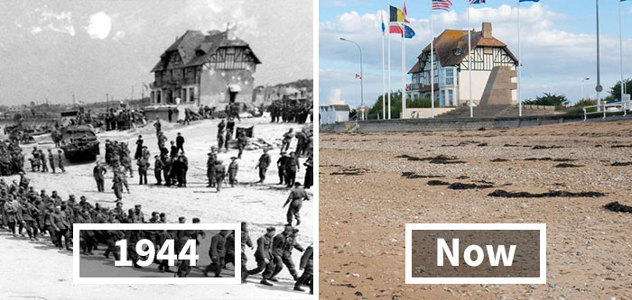 30 Before & After Pics Showing How Europe Has Changed Over Time By Re.Photos