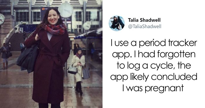 Woman Warns Others To Be Careful After Realizing Period-Tracking App Was Selling Her Data To Third Parties