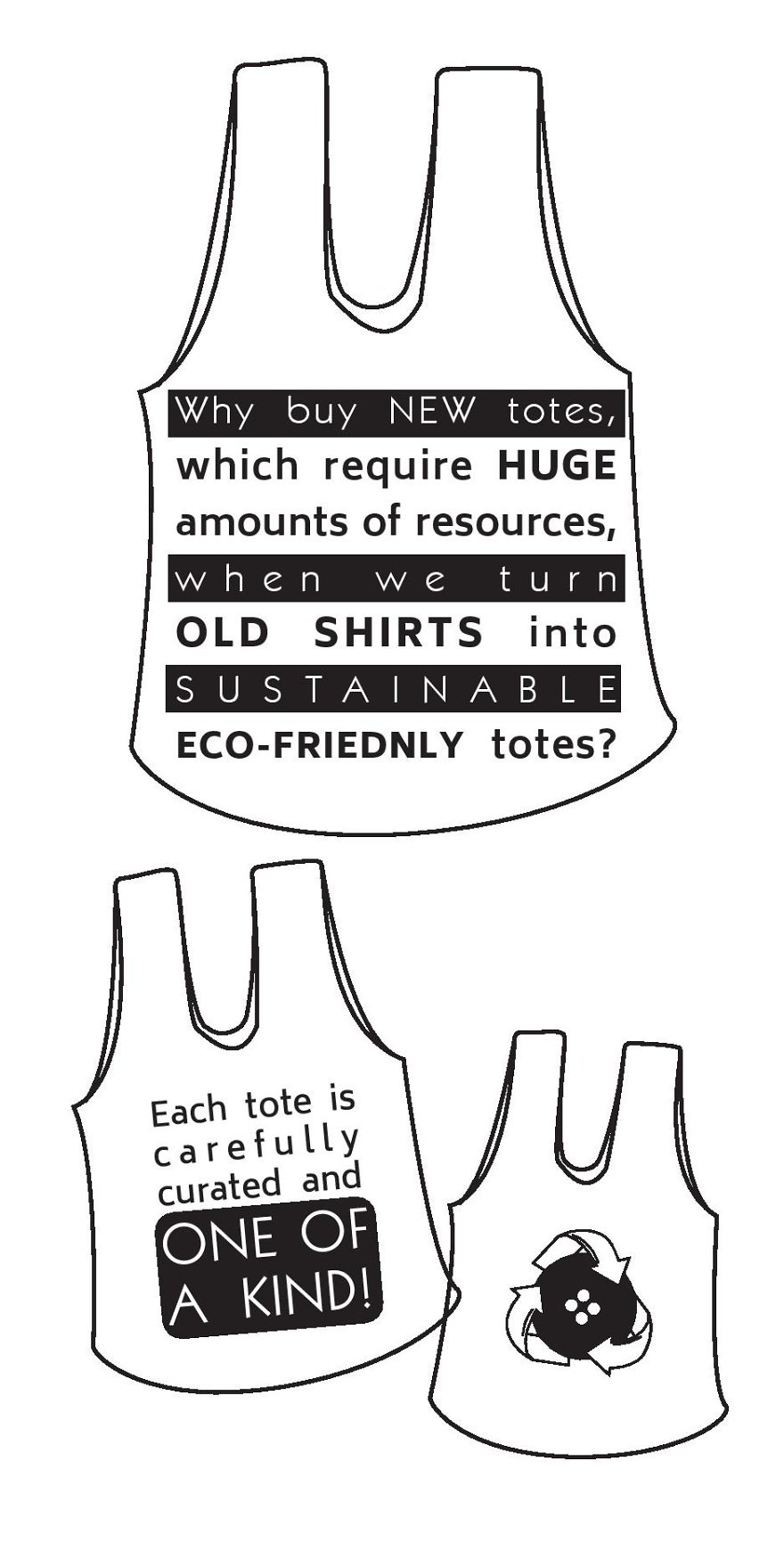 I Turn Old Clutter Into New Sustainable Goods
