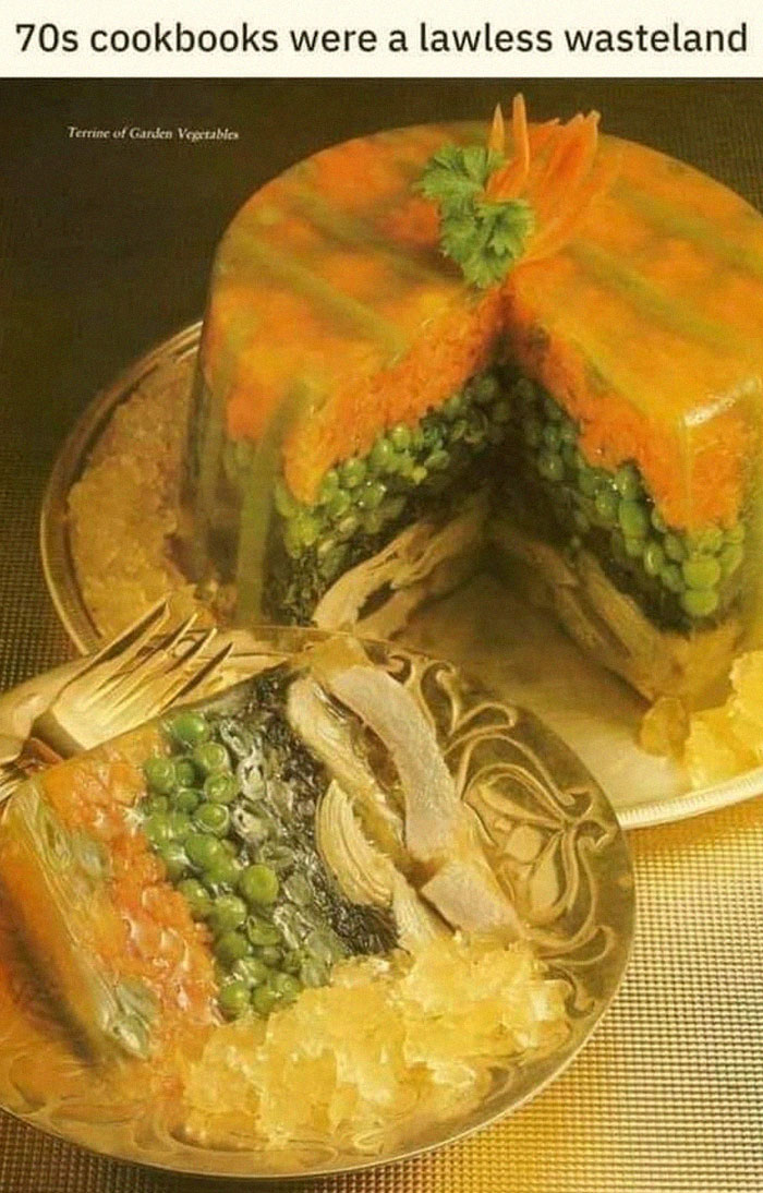 Terrine Of Garden Vegetables