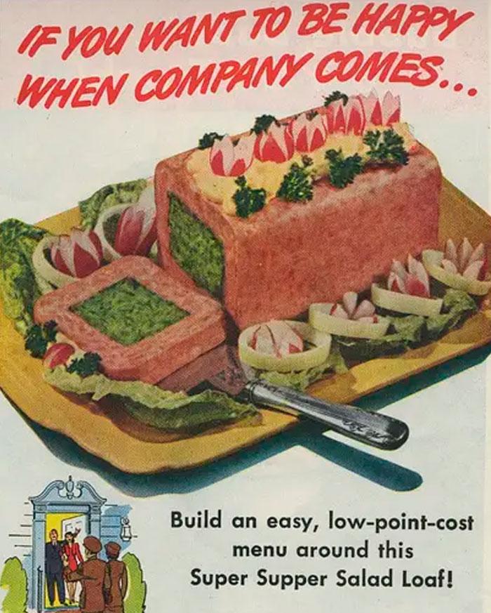 Salad Loaf