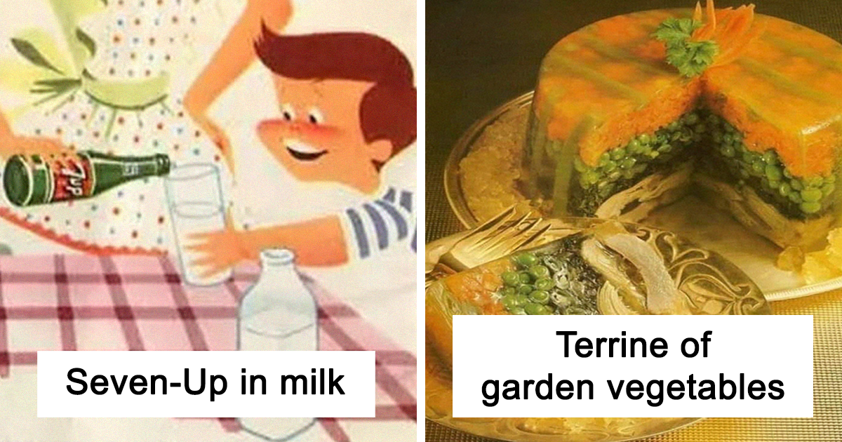 72 Horrifying Vintage Recipes That Would Have Made Your Party A Success Decades Ago