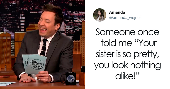 "Jimmy Fallon Asks People To Share The ""Cold"" Insults They've Gotten And They Deliver (30 Tweets)"
