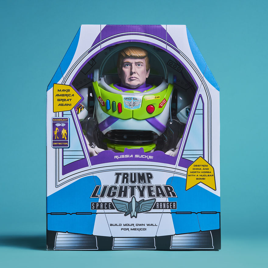 Toys: My New Sarcastic And Ironic Pop Art Gallery