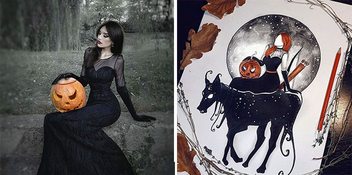 I Take My Photos And Redraw Them With A Magical Twist (10 Pics)