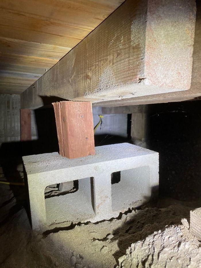 Weird-Structural-Inspections