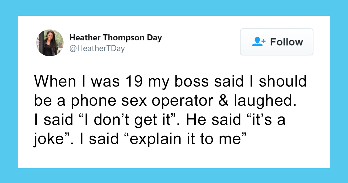 Women Share How They Shut Down Sexist Men By Asking Them To Explain Their Nasty 'Jokes'