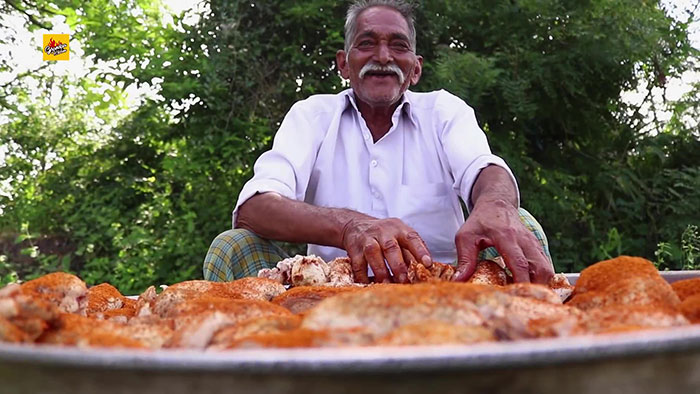 Wholesome Youtuber 73 Y O Grandpa Who Makes Massive Meals For Orphans Passes Away Bored Panda